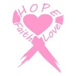 Hope Faith Love Heart