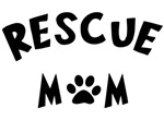 Rescue Mom Paw