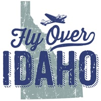 Fly Over Idaho