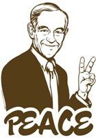 Ron Paul Peace