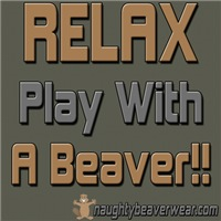 RELAX - Play With A Beaver