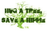 Hug A Tree, Save A Hippie