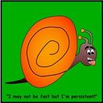 Slo-go Snail