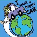 I want a Bigger Car