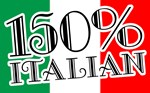 150% Italian Logo Wear & Collectibles