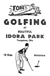 Miniature Golf - Idora Collection