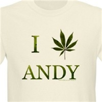 Weeds I (Pot Leaf) Andy