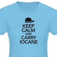 Keep Calm and Carry Iocane