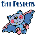 Cute and Cool Bat Designs