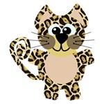 Cute Little Leopard