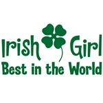 Irish Girl Best in the World