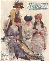 Electric Sweeper-Vac