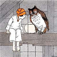 Tommy and the Owl