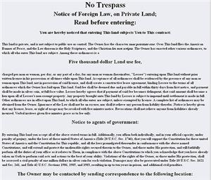 Legal Notice #3