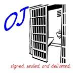OJ signed, sealed and delivered