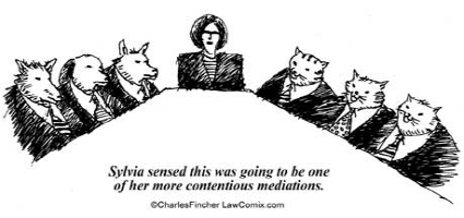 Mediation Cats and Dogs