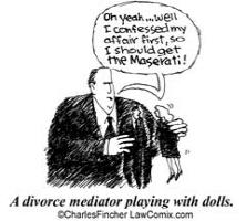 Divorce Mediator/Lawyer