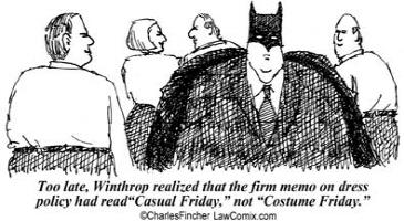 Costume Friday