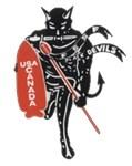 Black Devil logo