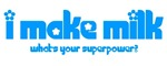 I Make Milk (Blue)