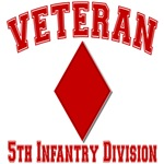 5th Infantry Division Veteran