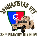 Afghanistan Vet - 38th ID
