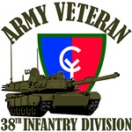 Army Veteran - 38th ID M1 Tank