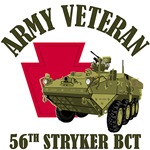 Army Veteran - 56th Stryker BCT 
