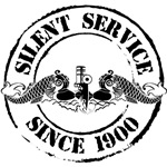T-shirts, hats, stickers & gifts with the Silent Service - US Navy