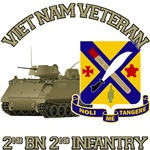 2nd Infantry Regiment Vietnam
