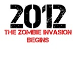 2012: The Zombie Invasion Begins