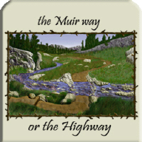 The Muir Way or The Highway John Muir Trail
