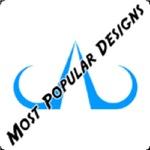 Most Popular Designs