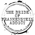 The Bride of Frankenstein Addict Stamp