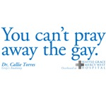 Can't Pray Away the Gay - Grey's Anatomy