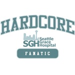 Hardcore Fanatic - Seattle Grace - Grey's Anatomy