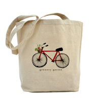 Grocery Getter Tote Bag