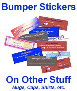 Beyond Bumper Stickers