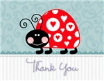 Ladybug Cards