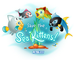 Save the Sea Kittens