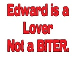 Edward is a lover not a Biter
