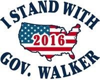 I Stand With Gov. Walker 2016