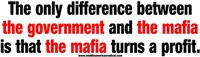 Government vs. The Mafia