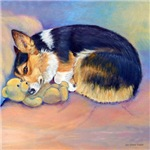 Pembroke Welsh Corgi Pillows