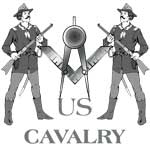US Cavalry Masons