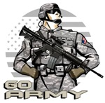 GO U.S. Army T-Shirts & Gifts