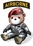 U.S. Army Airborne Teddy Bear T-Shirts & Gift