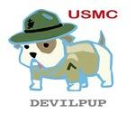 USMC DevilPup T-Shirts & Gifts