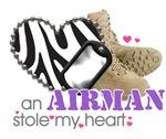 An Airman stole my heart