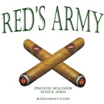 Red's Army Gear